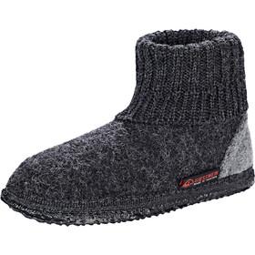 Giesswein Kramsach Pantofole chiuse Bambino, grigio